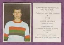 Glentoran James Herron